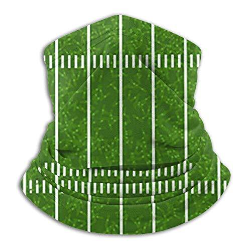 jhgfd7523 Fleece Neck Face Mask American Football Field Outdoor Knit Headwear Wool Snow Ski Caps,for Women