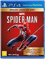 Marvel's Spider-Man - Edição Jogo do Ano - PlayStation 4