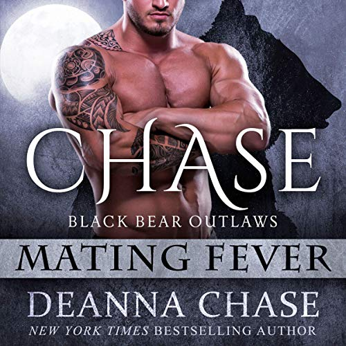 Chase audiobook cover art