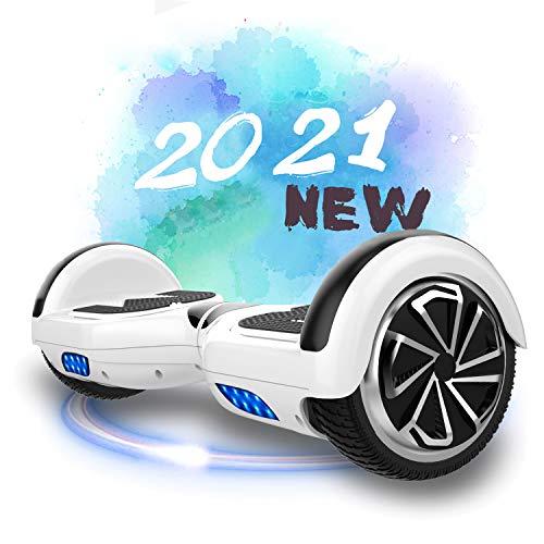 """SOUTHERN WOLF Hoverboards, 6.5\"""" Self Balancing Scooter Hoverboards mit Bluetooth-Lautsprecher Elektro Scooter für Kinder Geschenke für Kinder Jungen Mädchen Geschenke"""