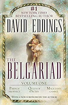 The Belgariad Vol 1  Books 1-3   Pawn of Prophecy Queen of Sorcery Magician s Gambit
