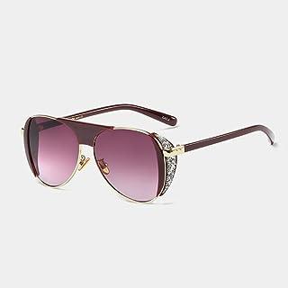 6f6551d3f4 Amazon.it: occhiali da sole protezione laterale - Donna: Abbigliamento