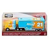 Cars Disney Pixar Blinkr #21 Speedy Comet's Hauler