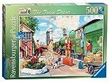 Ravensburger 14291 - Der Lokführer - Puzzle 500 Teile -