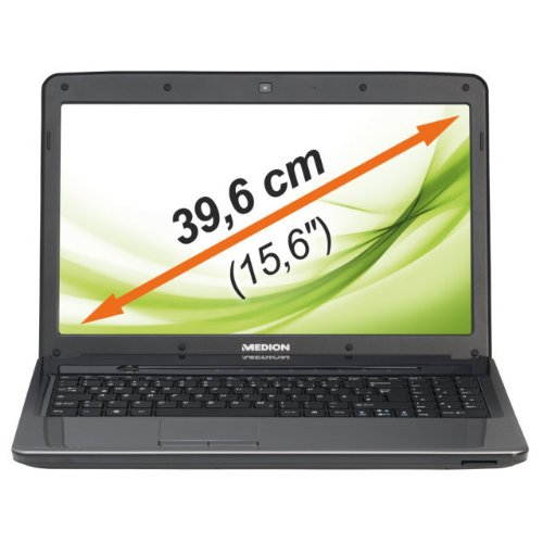 MEDION AKOYA E6234 MD 99230 Notebook Intel® Pentium® 2020M Prozessor, Windows 8, 1.000 GB HDD, 4 GB RAM, Multistandard-DVD-/CD-Brenner, WLAN, Bluetooth 4.0, HDMI, USB 3.0, Multikartenleser, 39,6 cm/15,6
