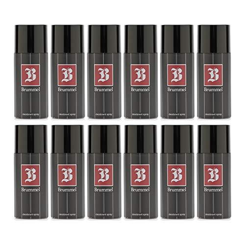 Brummel Man Desodorante Spray 150ml - Pack de 12
