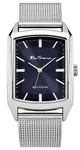 Ben Sherman Herren-Armbanduhr Analog Quarz BS136