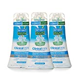 SmartMouth Clinical DDS Oral Rinse for The Treatment of Bad Breath and Protection from Gingivitis and Gum Disease, 16 fl oz Each, 3 Pack