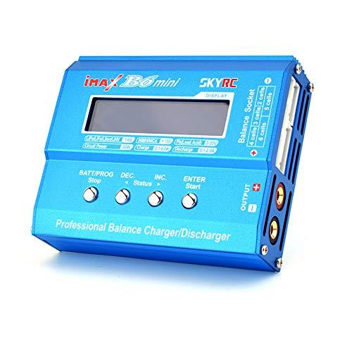 SKYRC iMAX B6 Mini 60W Balance Charger/Discharger for 1-6S LiPo Li-ion Life LiHV 1-15S Nimh Nicd 2-20V PB RC Drone Battery