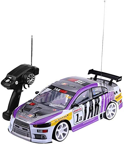 CGIIGI RC Drift Car Racing Car, 1/10 Four-Wheels Drive 4WD Model RC Racing Car Drift Toy Vehicle(70km/h) Racing Car Children's Toy Car Rechargeable Birthday Gift