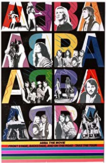Abba: The Movie - Movie Poster - 11 x 17