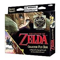 ゼルダの伝説コレクターボックス