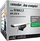 Rameder Pack Barres de Toit Pick-Up pour Renault KOLEOS II (111287-37895-1-FR)
