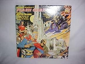 1966 The Official Adventures of Flash Gordon Vinyl LP