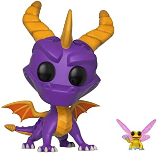 Funko Pop! & Buddy: Spyro The Dragon - Spyro & Sparx, Multicolor