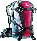 Deuter Freerider Pro 30 Backpack - Fire/Arctic