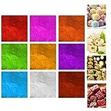 Kare & Kind 900 Envolturas de Chocolate Envoltorios de Papel Aluminio para Dulces – No Tóxicos y Seguros para Alimentos – Empaque para Dulces Hechos en Casa, Piruletas y Brownies – Además para DIY