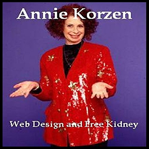 Web Design and Free Kidney cover art