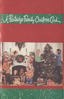 Various Artists: A Partridge Family Christmas Card - Audio Cassette Tape