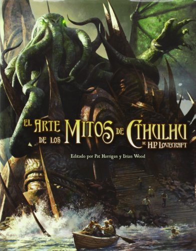 Edge Entertainment-El Arte de los Mitos de Cthulhu, Multicolor (EDGHP01)
