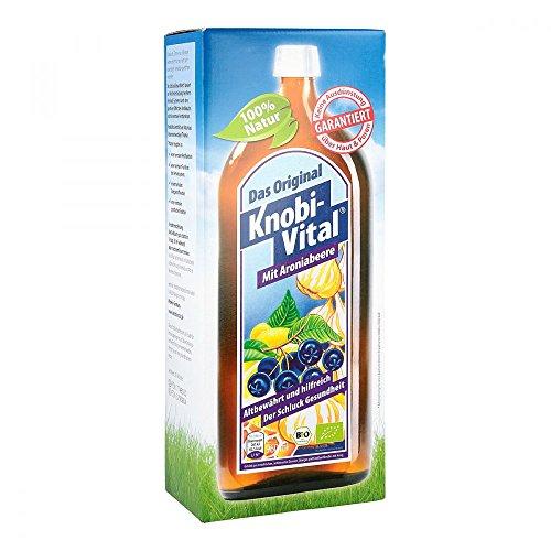 Knobivital Aroniabeere Bio Saft, 960 ml