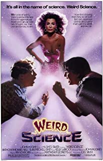 Weird Science 11 x 17 Movie Poster - Style A by postersdepeliculas