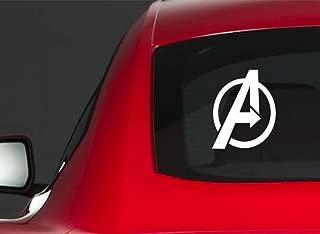 Willis Barnett Avengers Infinity War Marvel Movie Symbol Sticker Decal Vinyl | Cars Laptops Walls | Premium Quality | 4.7
