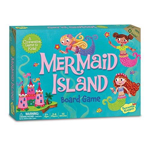 Peaceable Kingdom Mermaid Island...