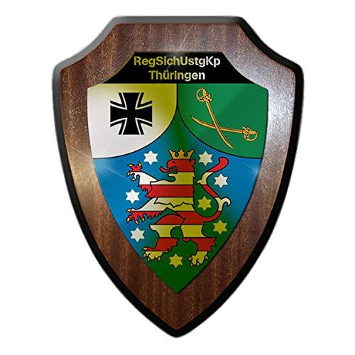 Armoiries Panneau regsichustgkp Thuringe RSU orientales régionale de sauvegarde et soutien orientales # 23659