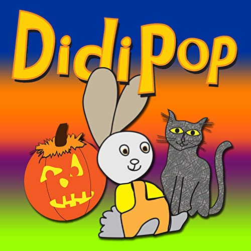 Five Little Pumpkins meet Bunnykins (Halloween Party for Kids)