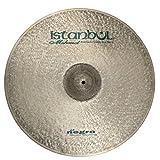 Istanbul Mehmet Cymbals Signature Series HH-C15 15-Inch Horacio El Negro Hernandez Crash Cymbal