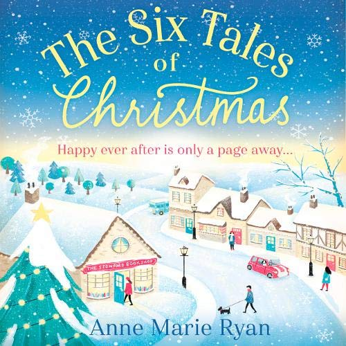The Six Tales of Christmas cover art