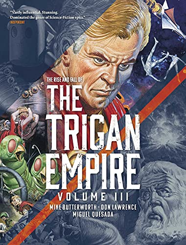 RISE AND FALL OF TRIGAN EMPIRE 03 (The Trigan Empire)