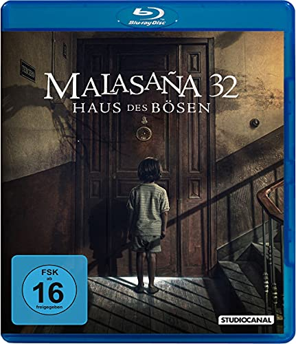Malasana 32 - Haus des Bösen [Blu-ray]