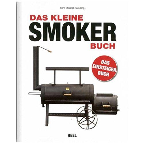 """Grillbuch """"Das kleine SMOKER Buch"""" Grillen Rezepte smoken"""