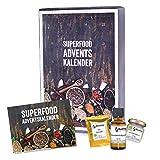 mituso Superfood Adventskalender, Weihnachtskalender mit 24 Überraschungen glutenfrei natürlich