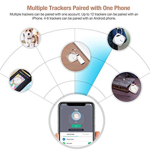 Dinofire Key Finder Smart Tracker Lost Keys Finder Phone Finder With App Key Tracker With Bluetooth Item Finder Buy Online In Cote D Ivoire At Desertcart