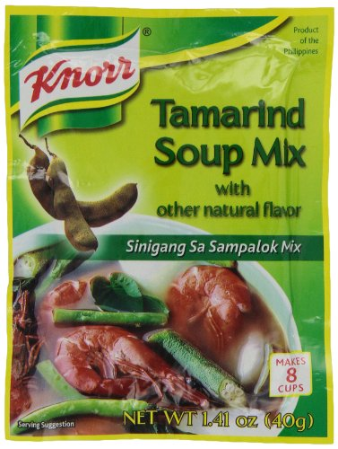 Knorr Soup Base, Tamarind, 1.41 Ounce (Pack of 144)