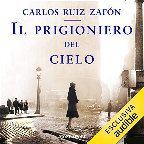 Il prigioniero del cielo copertina