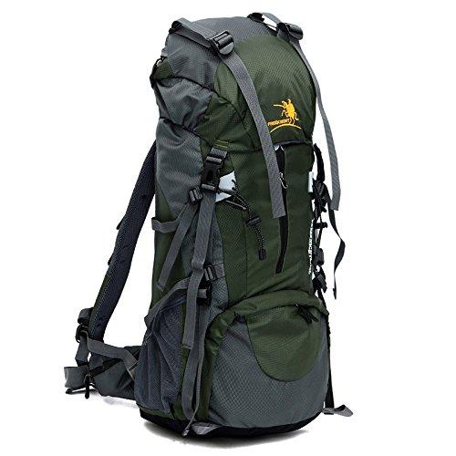 Magic Vida 70L Zaini da Escursionismo Uomo Donna Zaino da Trekking Borsa da Viaggio Multifunzione Outdoor Trekking Montagna Campeggio