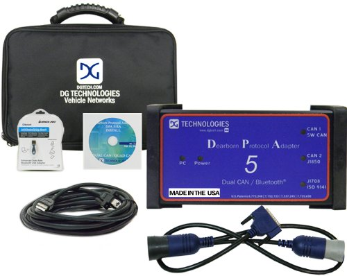 Dearborn Protocol Adapter Genuine (DPA 5) Kit from DG Technologies