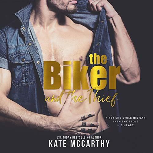The Biker and the Thief cover art