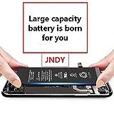 JNDY Compatible con iPhone 6 Gran Capacidad de la batería de teléfono móvil 7G 7PLUS 6SPLUS 6PLUS de Gran Capacidad de 2200 mAh 6 g de Gran Capacidad 7p batería 6s batería 6p 6sp batería