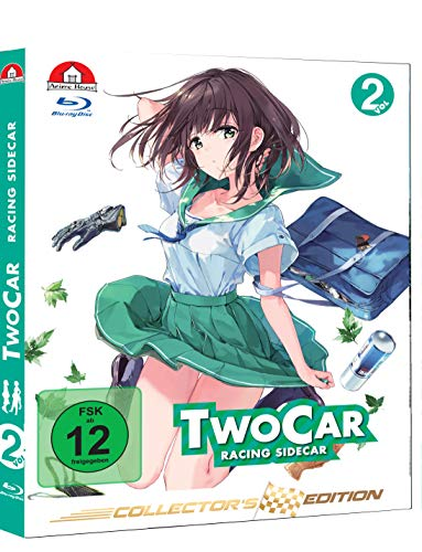 Two Car - Blu-ray 2 (Limited Collector's Edition)