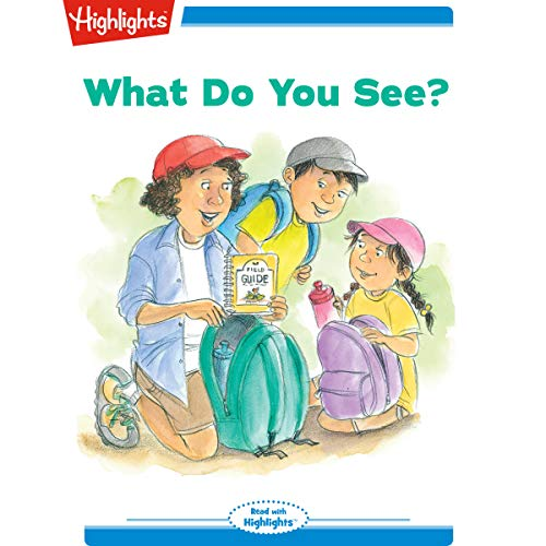 What Do You See? copertina