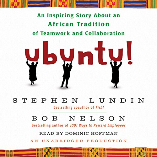 Ubuntu! audiobook cover art