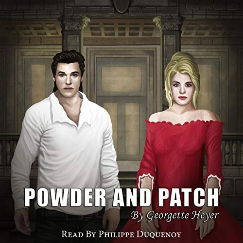 Couverture de Powder and Patch