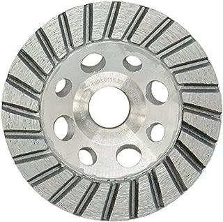 MARCRIST Diamond cup wheel HU850 115 mm x 22.2 universal grinding disc