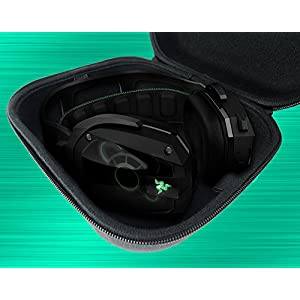 Casematix Protective Gaming Headset Case Compatible with Sennheiser Momentum Wireless 3 Noise Cancelling Headphones, Game One, Game Zero Wired and More