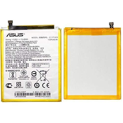 Bateria Para Asus Zenfone 3 Max Zc553kl 5.5 Pol C11p1609 4020mah